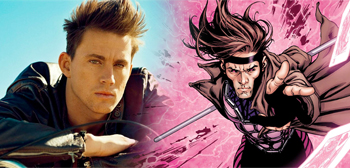 Channing Tatum's 'X-Men' Spin-Off 'Gambit' Coming October 2016