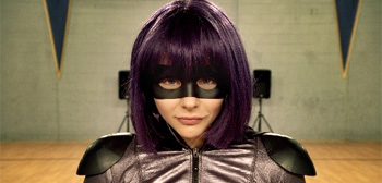 Chloe Moretz Says Piracy Means 'Kick-Ass 3' Probably Won't Happen