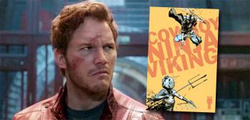 Chris Pratt / Cowboy Ninja Viking