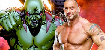 Drax the Destroyer / Dave Bautista