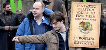 David Yates / Fantastic Beasts and Where to Find Them