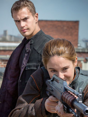 Divergent - First Look
