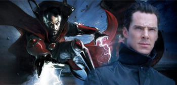 Marvel Officially Names Benedict Cumberbatch as 'Doctor Strange'