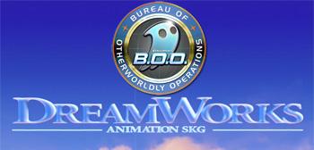 DreamWorks Animation / B.O.O.