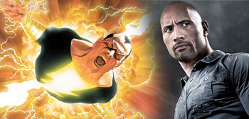 Dwayne Johnson Teases Black Adam Fight with Superman & Batman