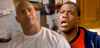 Dwayne Johnson & Kevin Hart Teaming Up for 'Central Intelligence'