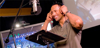 Dwayne Johnson to Get Animated for Disney's Nautical Tale 'Moana'