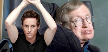 Eddie Redmayne / Stephen Hawking