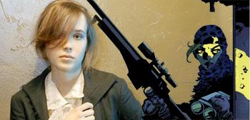 Ellen Page / Queen & Country