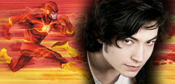 The Flash / Ezra Miller