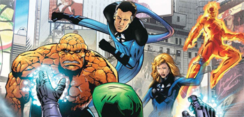 'Fantastic Four' Teaser Trailer Coming with 'Kingsman' in February