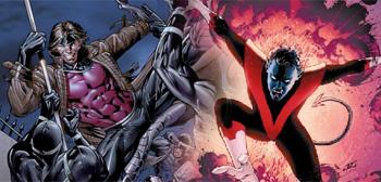 Gambit & Nightcrawler