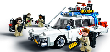 Ghostbusters LEGO