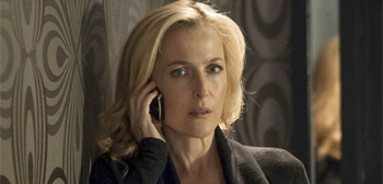 Gillian Anderson Badly Wants Role in Paul Feig's 'Ghostbusters' Reboot