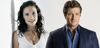 Hayley Atwell / Nathan Fillion