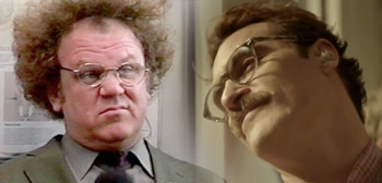 Her with Dr. Steve Brule