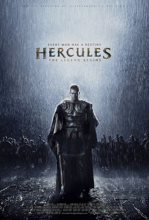 Hercules: The Legend Begins