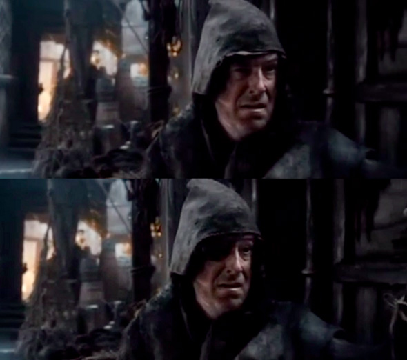 Stephen Colbert in The Hobbit