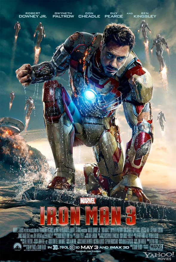 Iron Man 3 - Iron Legion Poster