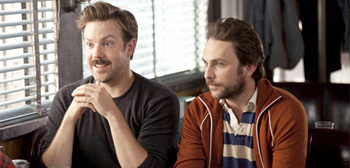 Charlie Day and Jason Sudeikis