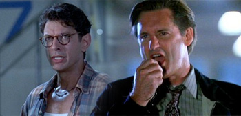 Jeff Goldblum / Bill Pullman