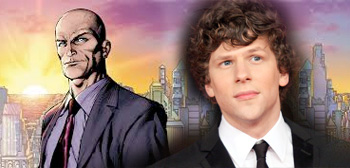 Lex Luthor / Jesse Eisenberg
