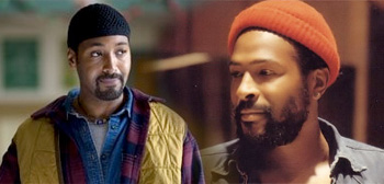 Jesse L. Martin / Marvin Gaye