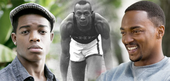 Stephan James / Jesse Owens / Anthony mackie