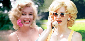 Marilyn Monroe / Jessica Chastain