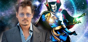 Johnny Depp / Doctor Strange