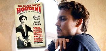Harry Houdini / Johnny Depp