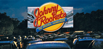 Johnny Rockets Drive-In