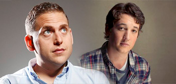 Now Jonah Hill & Miles Telller Want to Star in 'Arms and the Dudes'