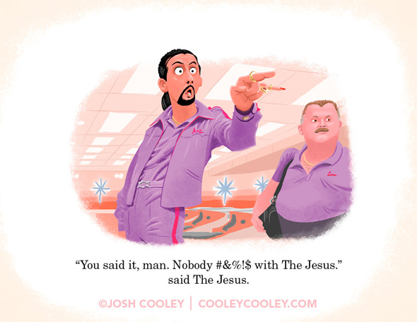 Grown Up Movies as Children's Books