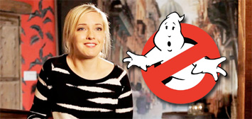 Katie Dippold / Ghostbusters