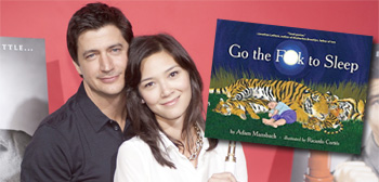 Ken Marino and Erica Oyama / Go the Fuck to Sleep
