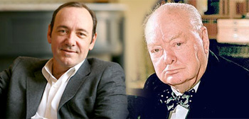 Kevin Spacey / Winston Churchill