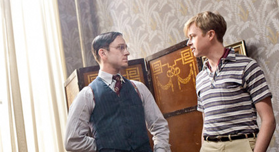 Kill Your Darlings - Ben Foster and Dane DeHaan