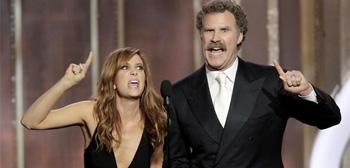 Kristen Wiig and Will Ferrell