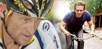 Lance Armstrong / Bradley Cooper