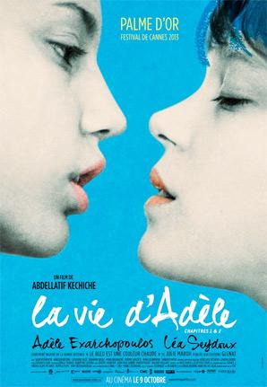 La vie d'Adele Poster
