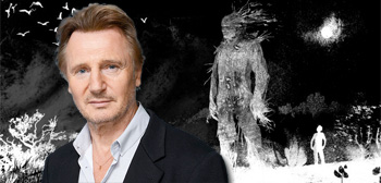 Liam Neeson / A Monster Calls