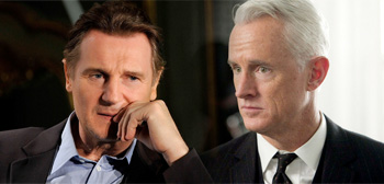 John Slattery and Liam Neeson Also Part of Seth MacFarlane's 'Ted 2'