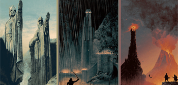 Matt Ferguson's Lord of the Rings