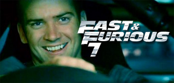 Lucas Black / Fast & Furious 7