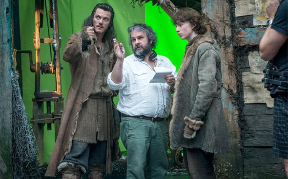 Luke Evans - The Hobbit: The Desolation of Smaug