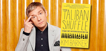 Martin Freeman Joins Tina Fey & Margot Robbie in 'Taliban Shuffle'