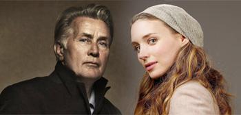 Martin Sheen / Rooney Mara