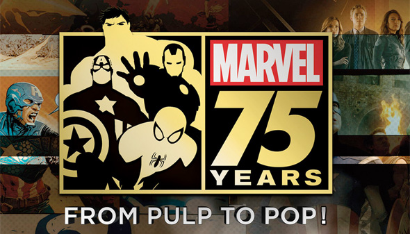 Marvel 75 Years
