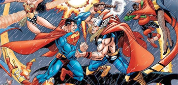 Marve vs. DC